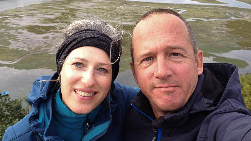 Larissa & Georg in San Vicente de la Barquera - Spanien - November 2013